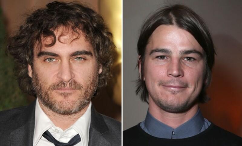 Joaquin Phoenix, Josh Hartnett.