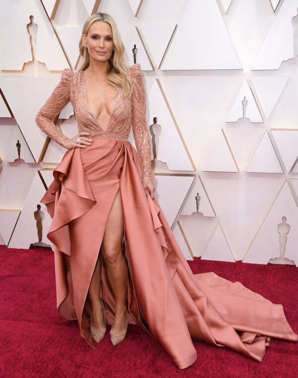 92nd Annual Academy Awards, Arrivals, Fashion Highlights, Los Angeles, USA - 09 Feb 2020