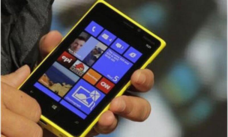 Analistas afirman que Nokia depende mayormente de los nuevos modelos del Lumia.  (Foto: Reuters)
