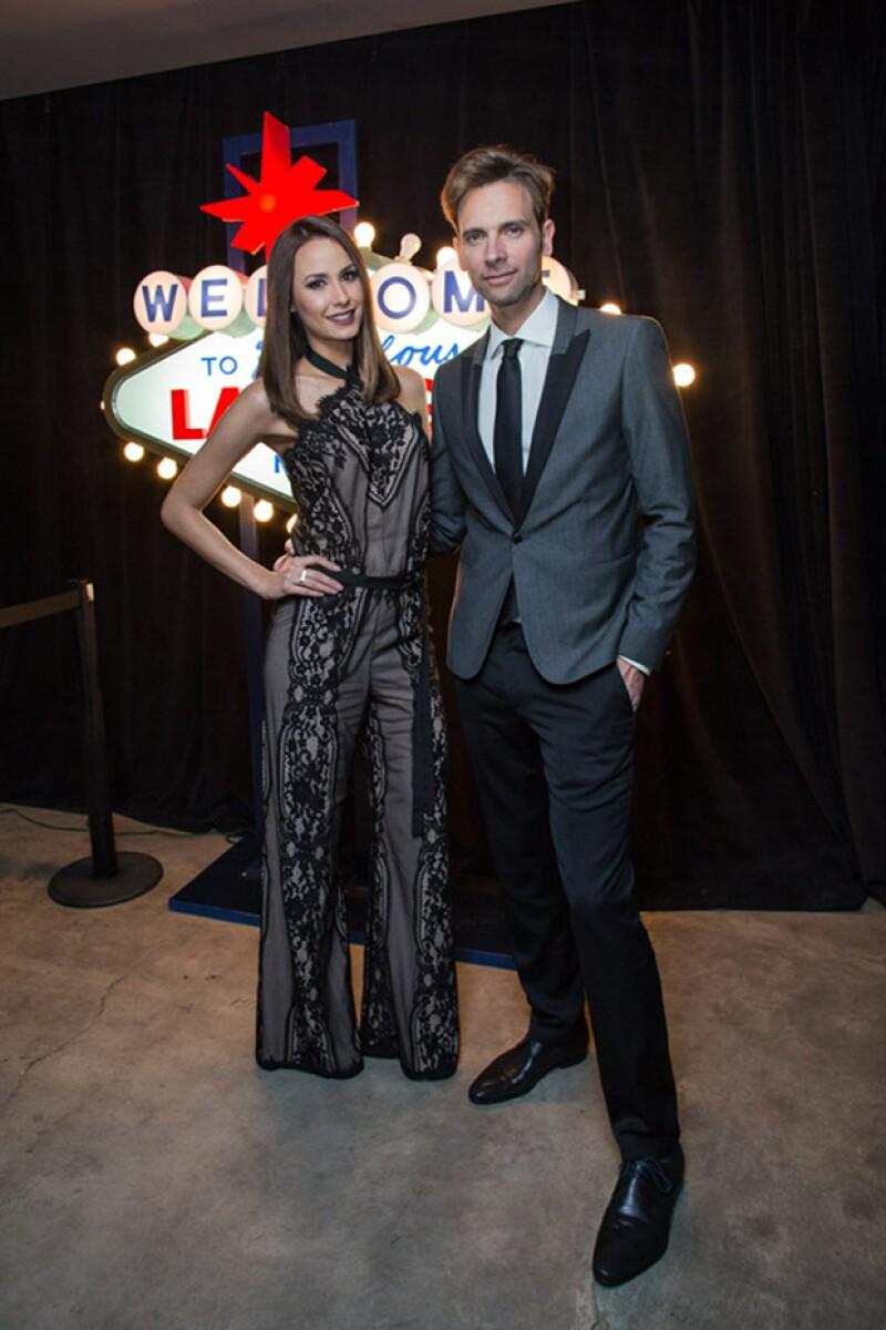 Emocionada, la presentadora de espectáculos de Primero Noticias reveló en la emisión del noticiero que será mamá junto a su novio, el actor Patricio Borghetti.
