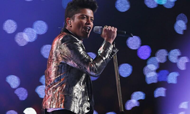 La canción de Bruno Mars con el músico Mark Ronson fue una de las más buscadas de 2014. (Foto: Getty Images )