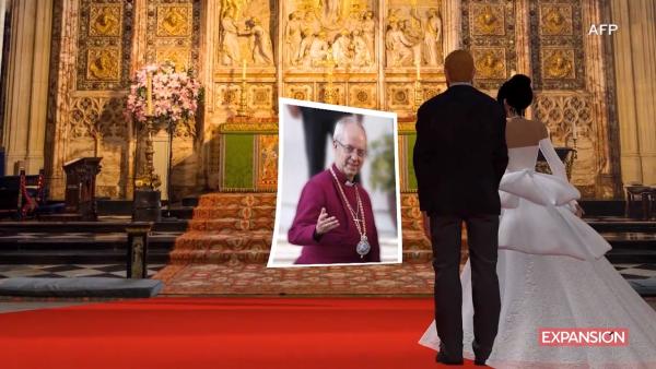 Así será la boda entre Meghan Markle y el príncipe Enrique