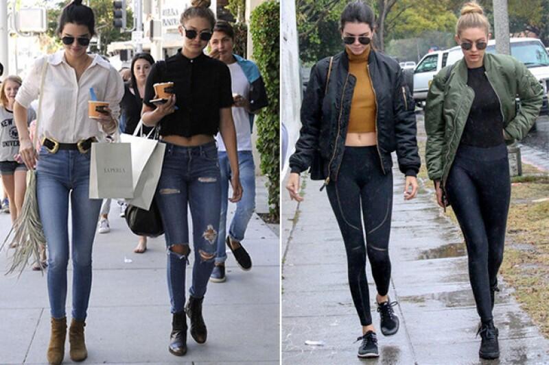 Guapísimas, modelos, it girls, y fashionistas. Este par es por completo, la definición de cool. Y aquí te decimos por qué.