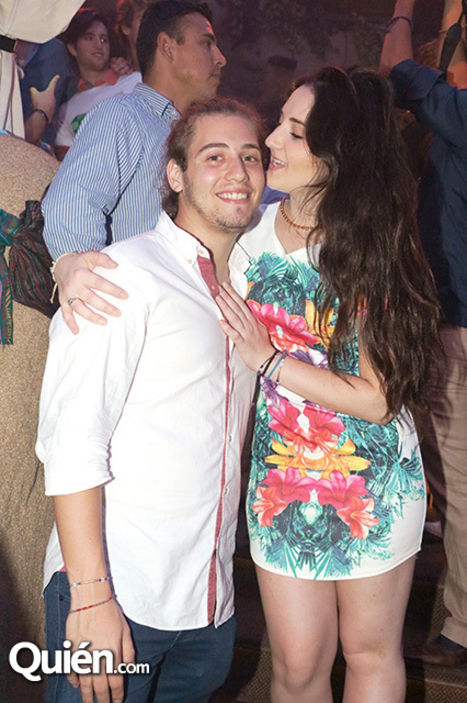 Yannick y Tamara Braverman