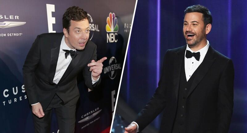 Jimmy Fallon vs Jimmy Kimmel