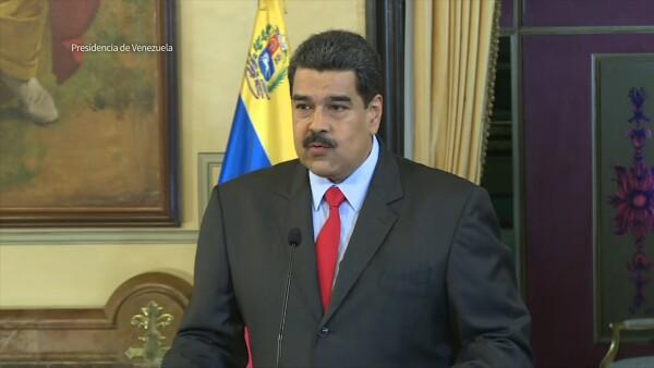 A través de Twitter, Nicolás Maduro pide una reunión a Donald Trump