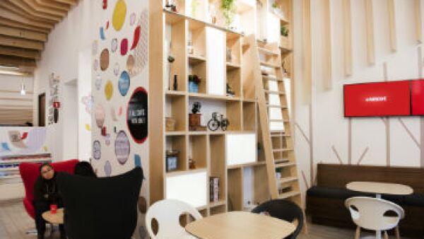 La cafetería ofrece más de 20 variedades de bebidas Nescafé Dolce Gusto (Foto: Cortesía Nestlé )