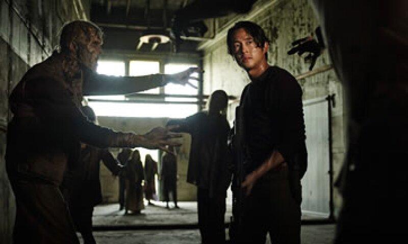 La aparente muerte de 'Gleen' (en la foto) despertó la furia de los expectadores (Foto: Facebook/The Walking Dead)