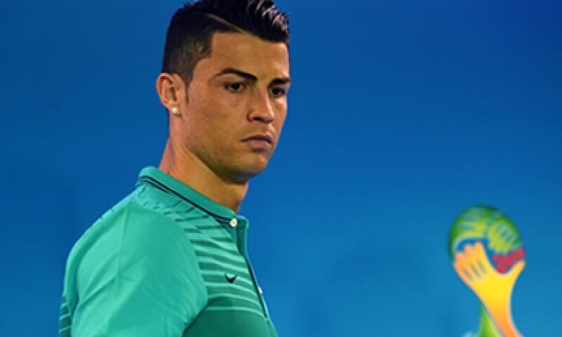 Los jugadores más famosos del Mundial reciben millones de menciones en redes sociales cada uno. (Foto: AFP)
