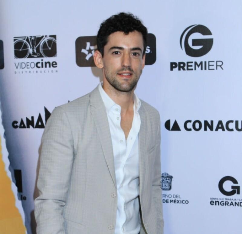 Luis Gerardo es uno de los actores jóvenes más exitosos de este momento en México.