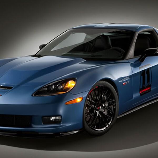 Este sábado 3 de abril se pondrá a subasta el Corvette Z06 Carbon Limited Edition, el número 1 de la serie de 500.