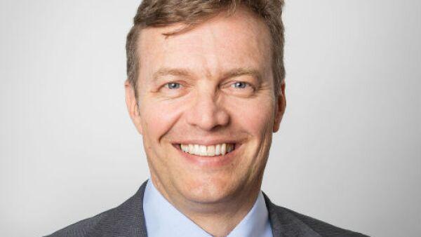 Claus W�nschmann presidente de BASF M�xico