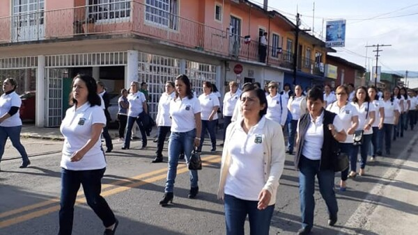 Normalistas de Puebla