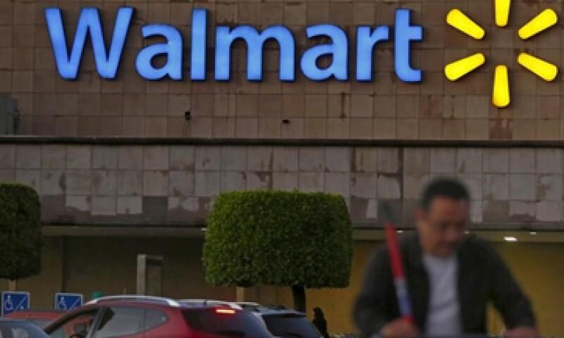 Walmart México mantiene una meta de duplicar su tamaño en 10 años. (Foto: Reuters)