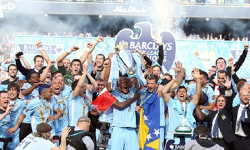 El Manchester City participará en la próxima edición de la Champions League. (Foto: AP)