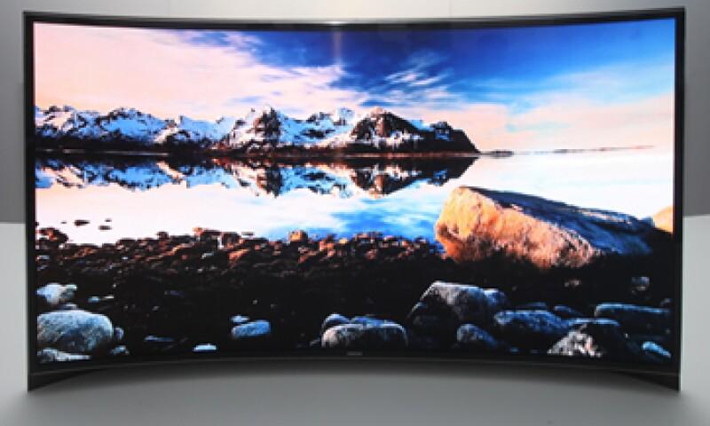 Samsung lidera el mercado de televisores en el mundo. (Foto: Francisco Rubio)