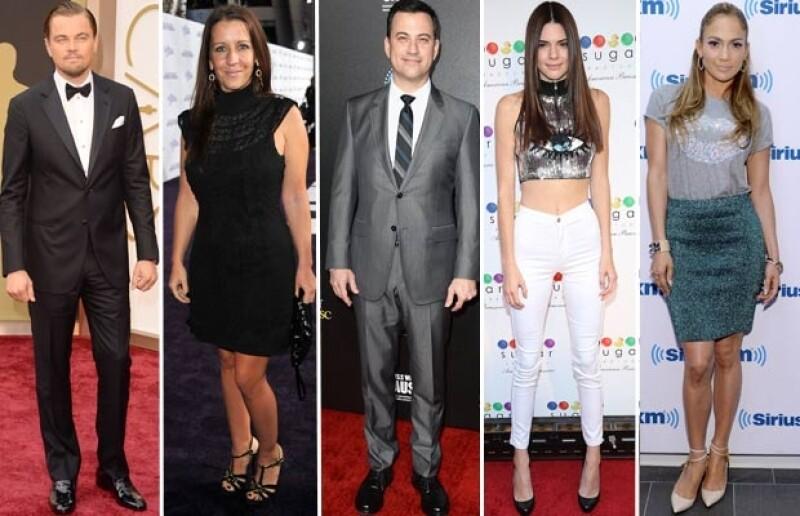De acuerdo con Time Leonardo DiCaprio, Pattie Mallette y Jimmy Kimmel son las personas con publicaciones más inteligentes.
