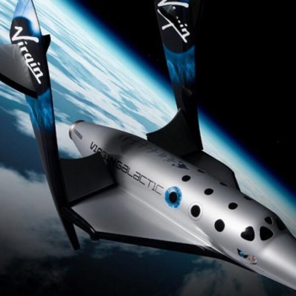 Turismo espacial Virgin Galactic