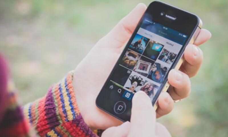 Instagram tiene más de 300 millones de usuarios activos mensuales. (Foto: shutterstock)