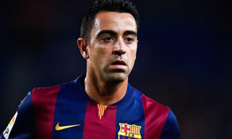 Xavi Hernández alcanzó su valor máximo de mercado con 65 mde en 2010. (Foto: Getty Images )