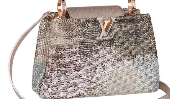Louis Vuitton: Bolsa Capucines BB. Masaryk 460. Precio en punto de venta.