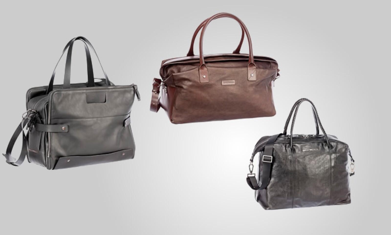 Estas piezas ya están disponibles en las boutiques de Emporio Armani en el país.