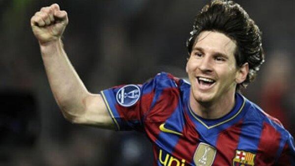 Lionel Messi tiene ganancias estimadas de 32.3 millones de dólares. (Foto: AP)