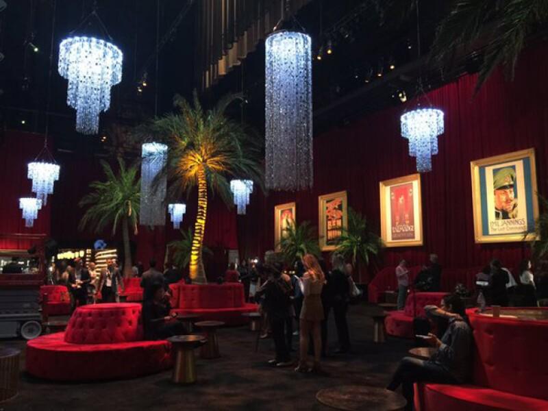 A horas de celebrar lo mejor a la actuación cinematográfica, se han revelado los lugares que ocuparán estrellas como Sofía Vergara, Leonardo DiCaprio, Kate Winslet y Uzo Aduba.