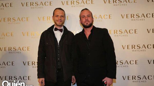 Juan Pablo Artana y Diego Navarro