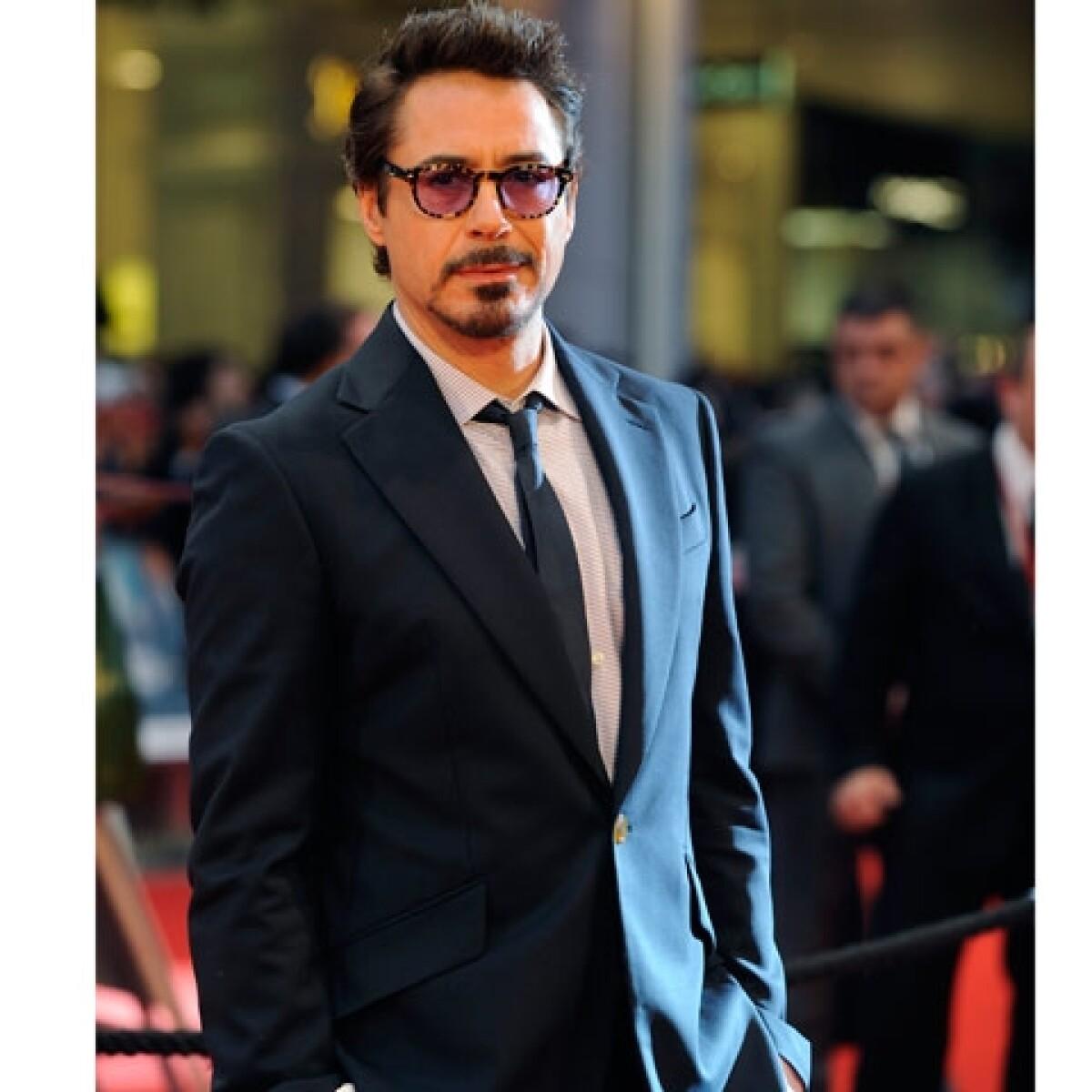 Robert Downey Jr. un galán que mejora con la edad