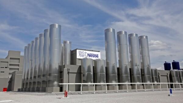 Nestlé Mëxico