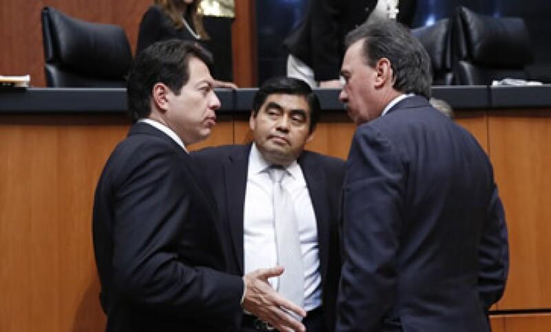 El pleno nombró a los nuevos integrantes de la Comisión Reguladora de Energía. (Foto: Cuartoscuro)