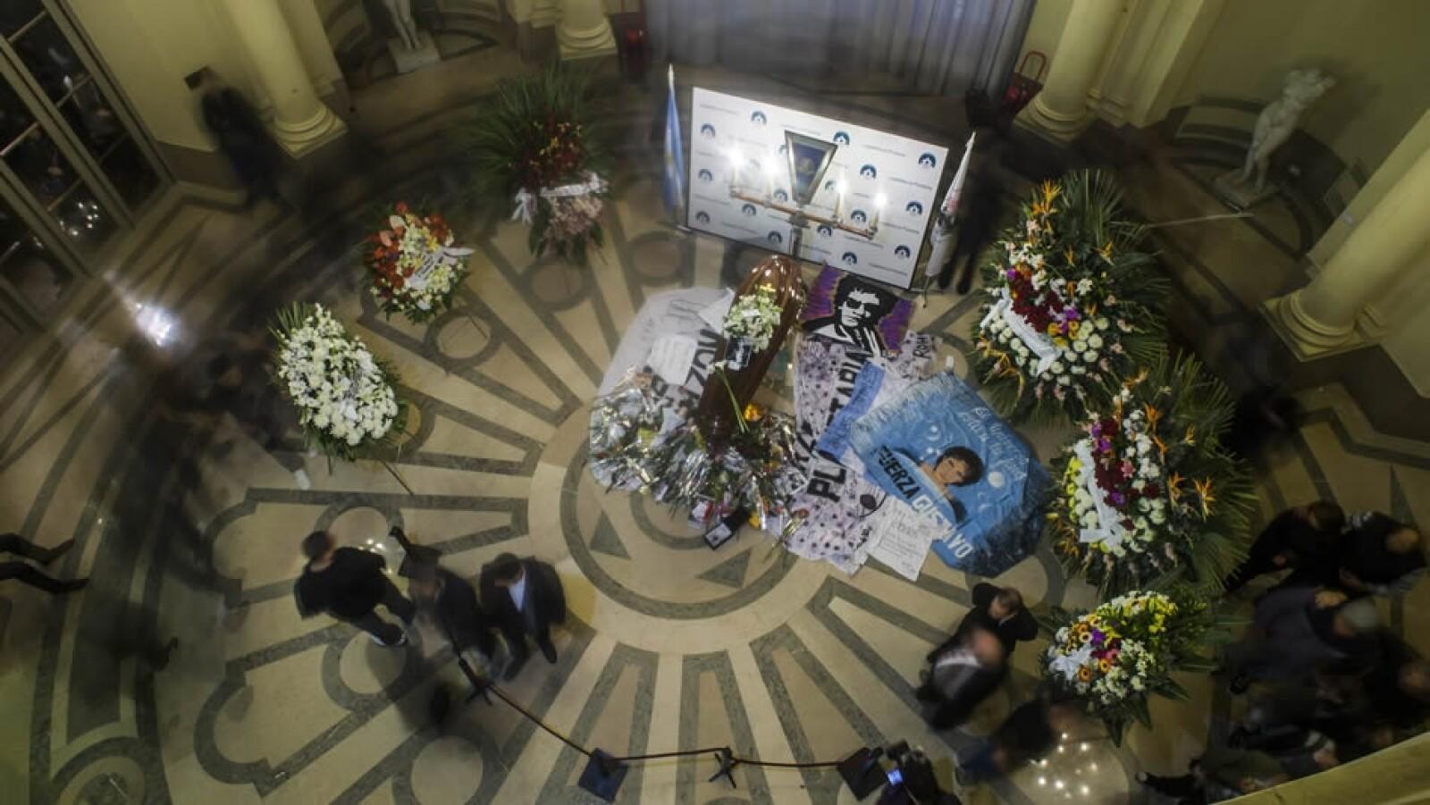 Argentina llora la muerte de Cerati