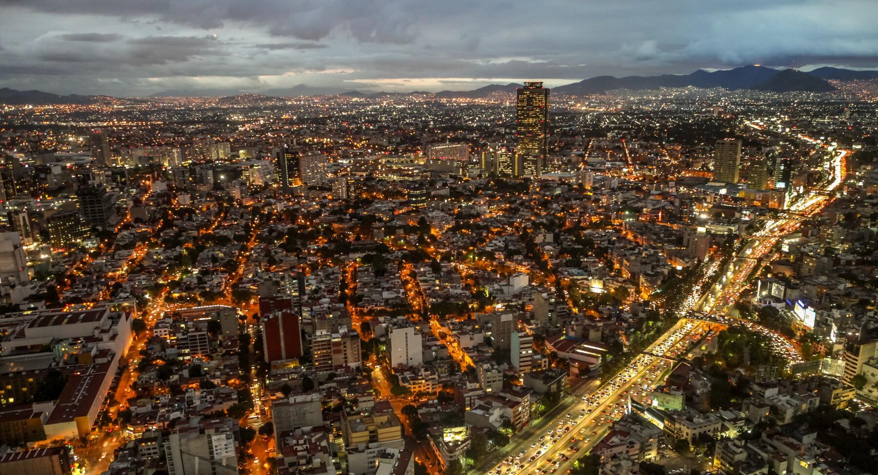 Discovery Mexico - Magalopolis