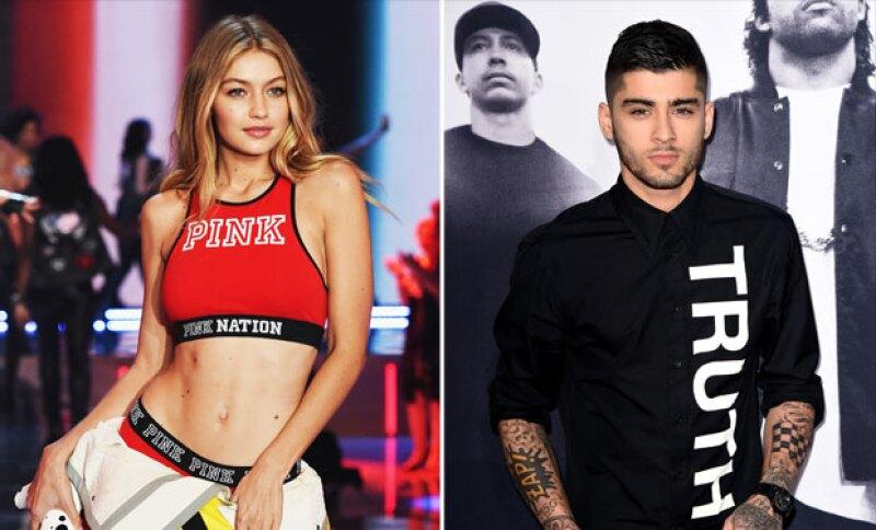 Después de cortar recientemente con Joe Jonas, se dice que la modelo ya ha encontrado un nuevo date en el ex miembro de One Direction.