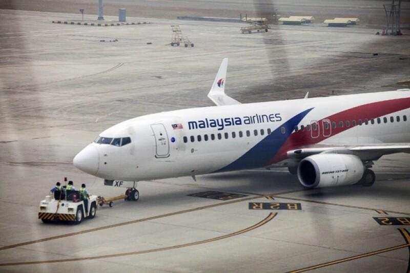 La aerolínea informó que había perdido contacto con el avión dos horas después de que éste despegara.