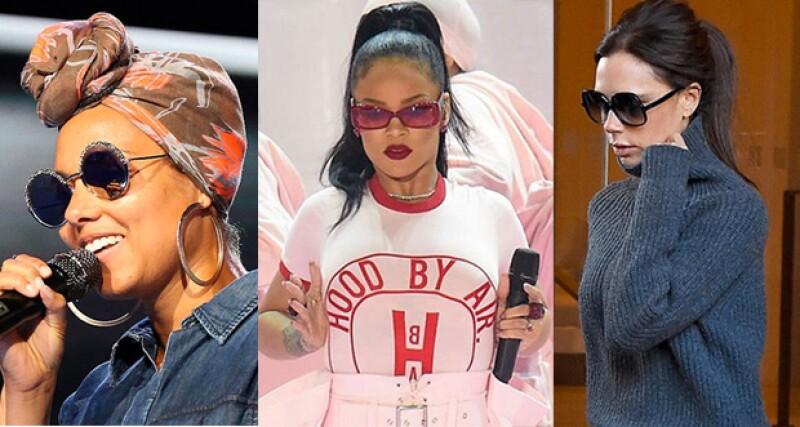 Diferentes celebridades, entre ellas: Rihanna, Alicia Keys y Victoria Beckham han colaborado con la marca e incluso se ha convertido en su favorita.