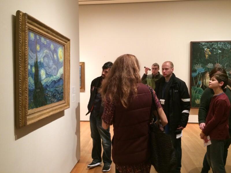 MoMA Van Gigh 2
