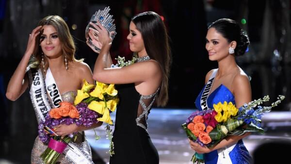Toda la atención tras error en el certamen ha caído en Miss Colombia y muchos se han olvidado de Pia Alonzo Wurtzbach, la ganadora, sin embargo ella muestra que tiene mucho que decir al respecto.