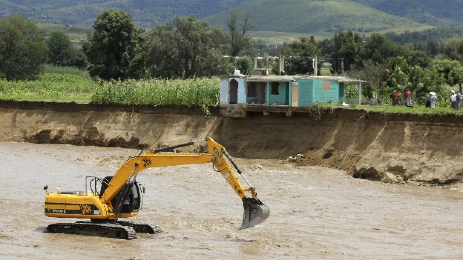 Inundaciones por todo el país