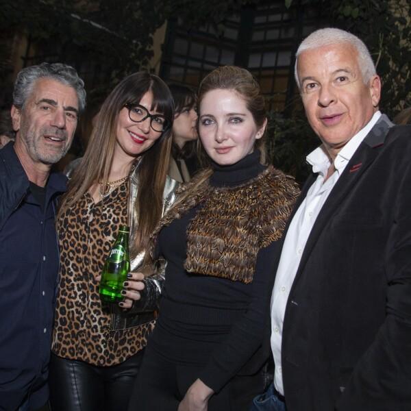 Lucia Simon, Ana Funtanet, Mariana Sainz