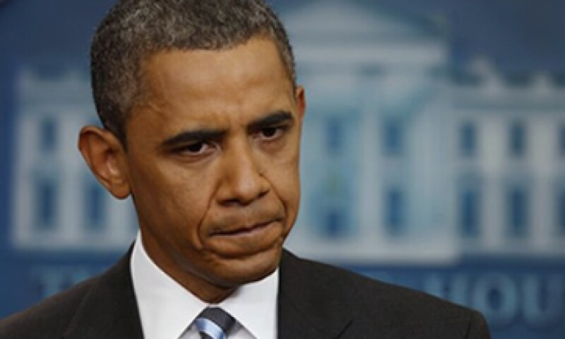Barak Obama eliminará la iniciativa de ley que será votada este martes en la Cámara de Representantes. (Foto: Reuters)