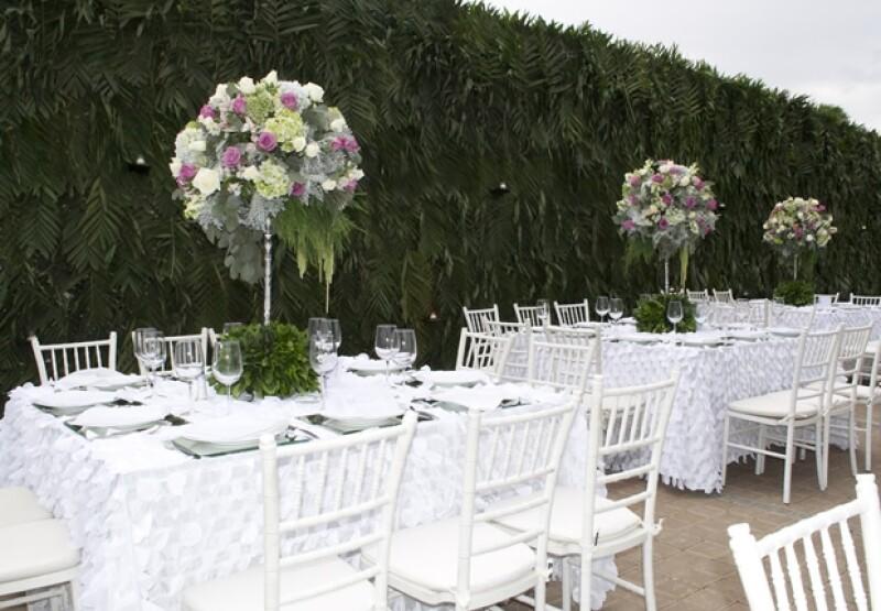 Tessy  Lepe y Juan Pablo Partida forman una agencia de wedding planners con la idea de juntar talentos especializados para crear experiencias únicas e inolvidables