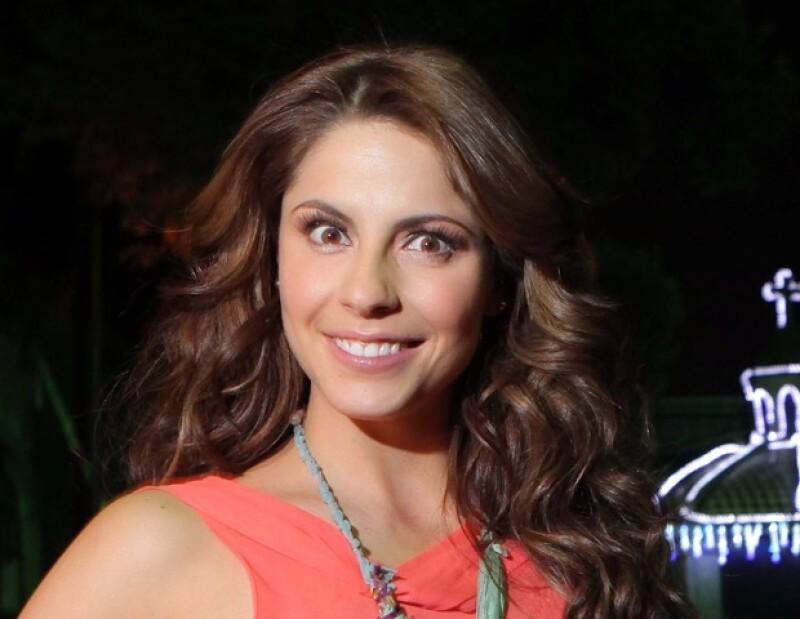 La actriz tiene un papel protagónico junto a Víctor González. (Fotot: Luis Ortiz)