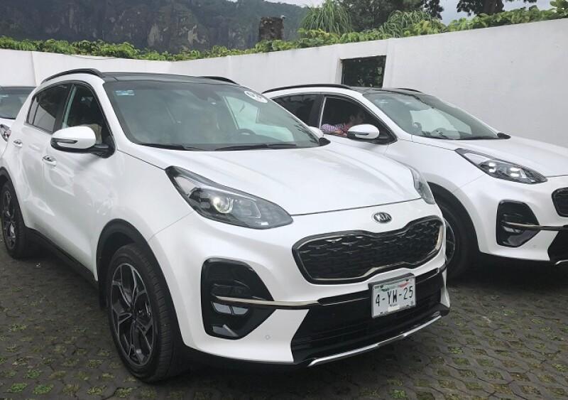 Kia Presenta En Mexico El Modelo Sportage 2019 Semiautonomo