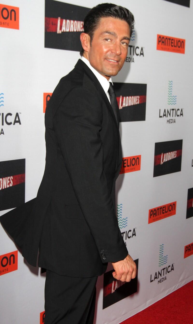 Esta es la razón por la que Fernando Colunga estuvo presente en Cannes