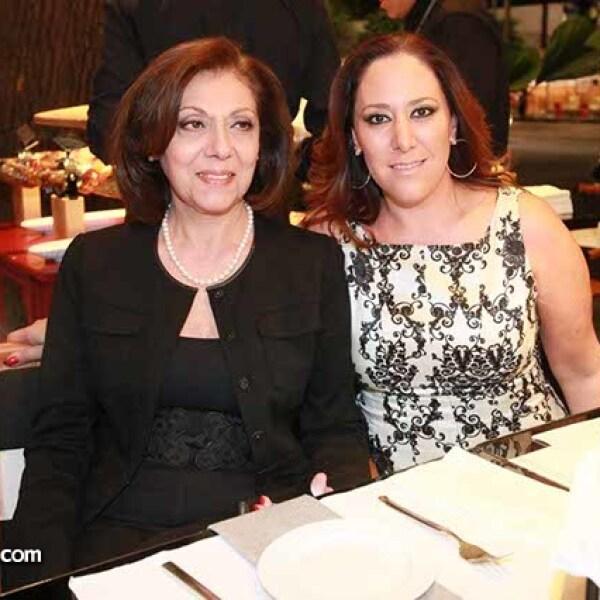 Suad y Liz Tamer