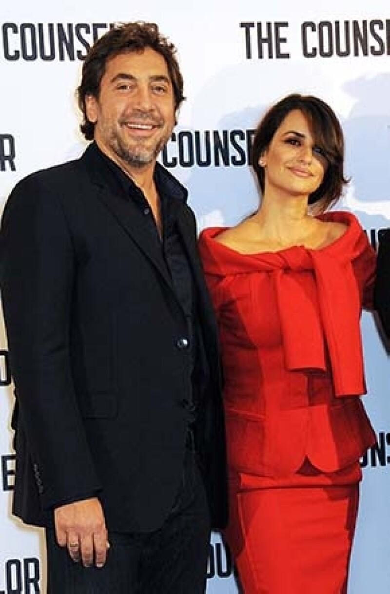 A pesar de tener una agenda llena de compromisos y viajes de trabajo, la actriz española dejó claro que sus hijos están por encima de todo.
