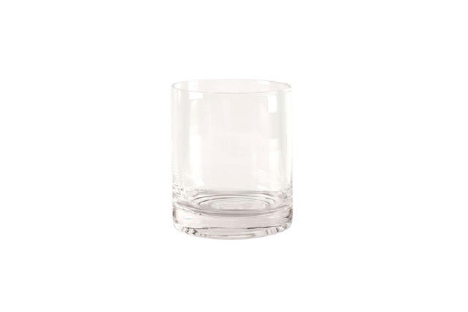Becaro, vaso bajo para whiskey. 100 pesos por pieza. Dupuis Santa Fe.