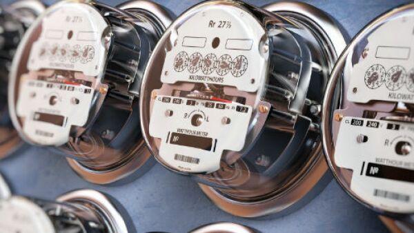 medidores de electricidad